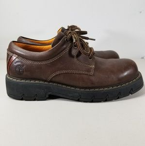 Timberland Men's Brown Casual Shoes Size 8.5